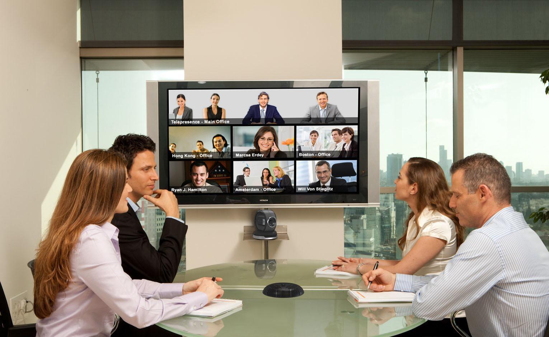 高清视频会议显示系统解决方案
