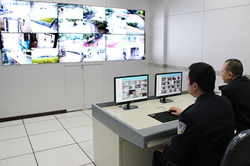 校园监控显示系统解决方案